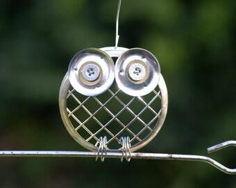 Lavender Dude -- Kitchen Owl Series No.683