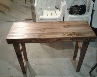 Console/ hall table