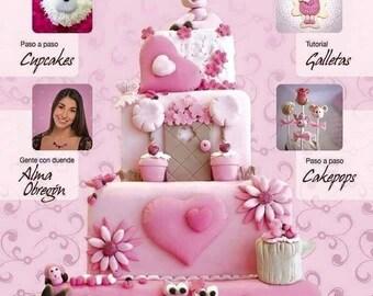 Dream Magazine 1 cakes