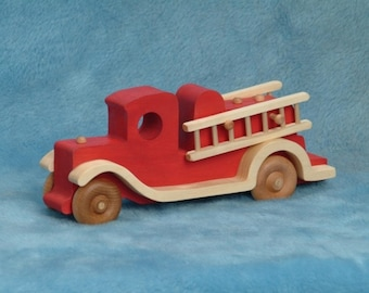 Old Time Fire Truck