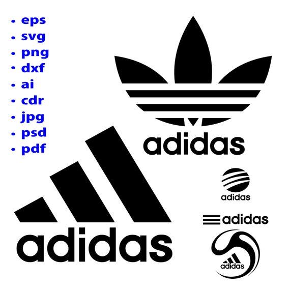 70% off, Adidas Logo Clipart, Adidas Logo Vector, Adidas Logo Silhouette,  Adidas Svg, Eps, Png, Dxf, Adidas Clipart, Adidas Printable file