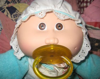 Cabbage Patch Kid Bean Bum/BBB Kid Doll