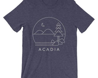Acadia National Park in Maine T-shirt