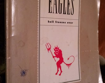 Eagles Piano/Vocal/Chords hell freezes over