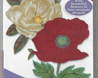 Anita Goodesign, Full Collection, Machine Embroidery Designs, Embroidery Designs, Realistic Flowers