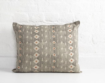 Hand block printed Cushion - Avaliable at THE NEW CRAFTSMAN