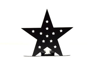 Star Candle Screen Holder