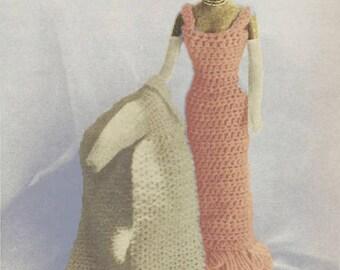Barbie Night at the Opera Crochet set