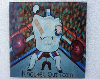 Knocked Out Tooth!