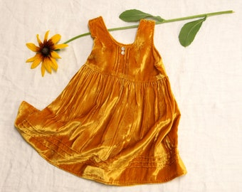 "Velvet baby dress,""Little Princess"" jumper-- little girls Jumper. velvet girls dress. toddler sundress. Birthday dress. photo prop. Easter"