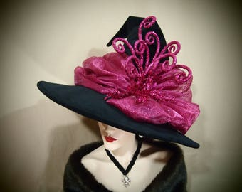 """Witch Hat """"Pinky"""""""