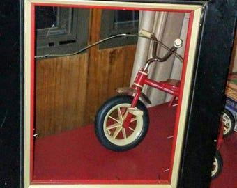 Vintage Big Wood Frame