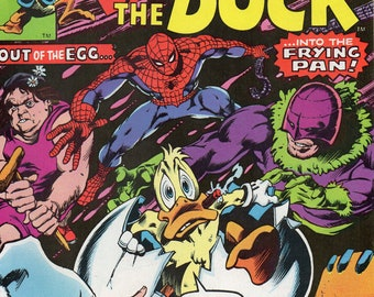 Howard the Duck #10 NM 1976