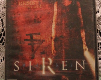 Siren - Playstation 2 - Factory Sealed