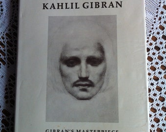 The Prophet By Kahlil Gibran Ninety-fifth Printing, September 1976 Hardback Book