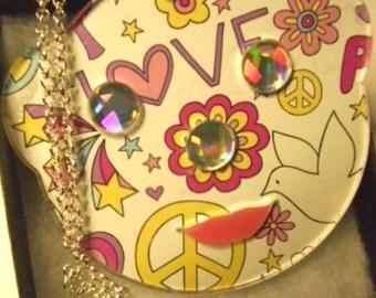 teddy Bear jewelry,Teddy bears, Peace jewelry,laser cut,BEAR NECKLACE,fashion jewelry,kids jewelry,laser cut charms,