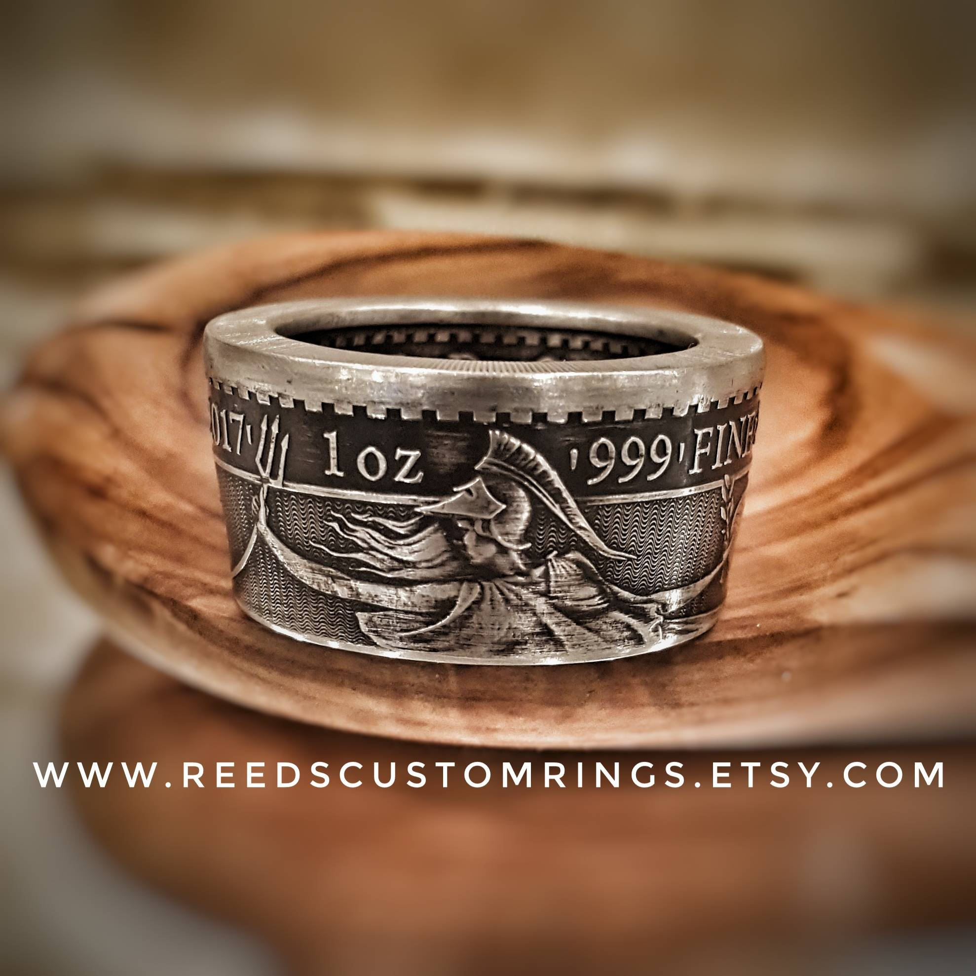 rings firefighter friend titanium by kelly designs