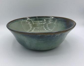 Amber Denim Small Bowl