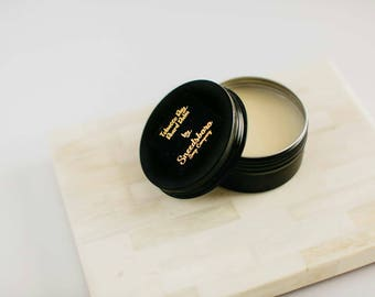 Natural Beard Balm - Beard Conditioner - Beard Leave In Conditioner And Tamer - Gift For Him - Best Beard Balm - Beard Gift - Beard Oil