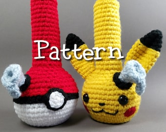 Pokebong Crochet Amigurumi Pattern