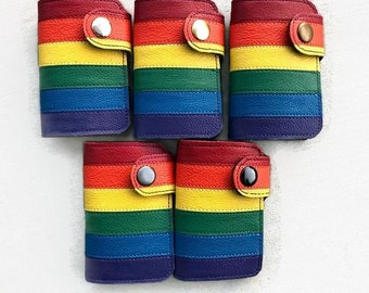 from Eddie gay pride leather wallet