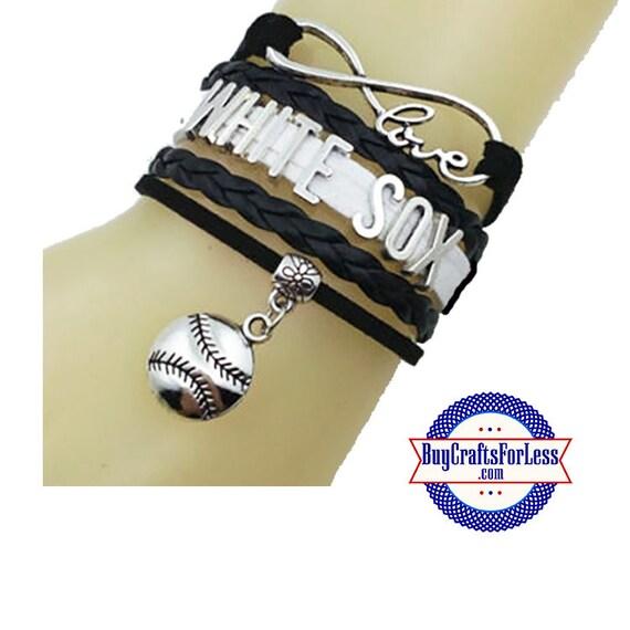 CHICAGO Leather Bracelet-U Choose CHARM +Discounts & FREE Shipping*