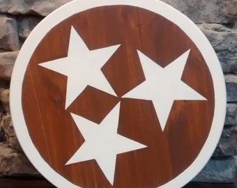 Tennessee TriStar Wood Rounds