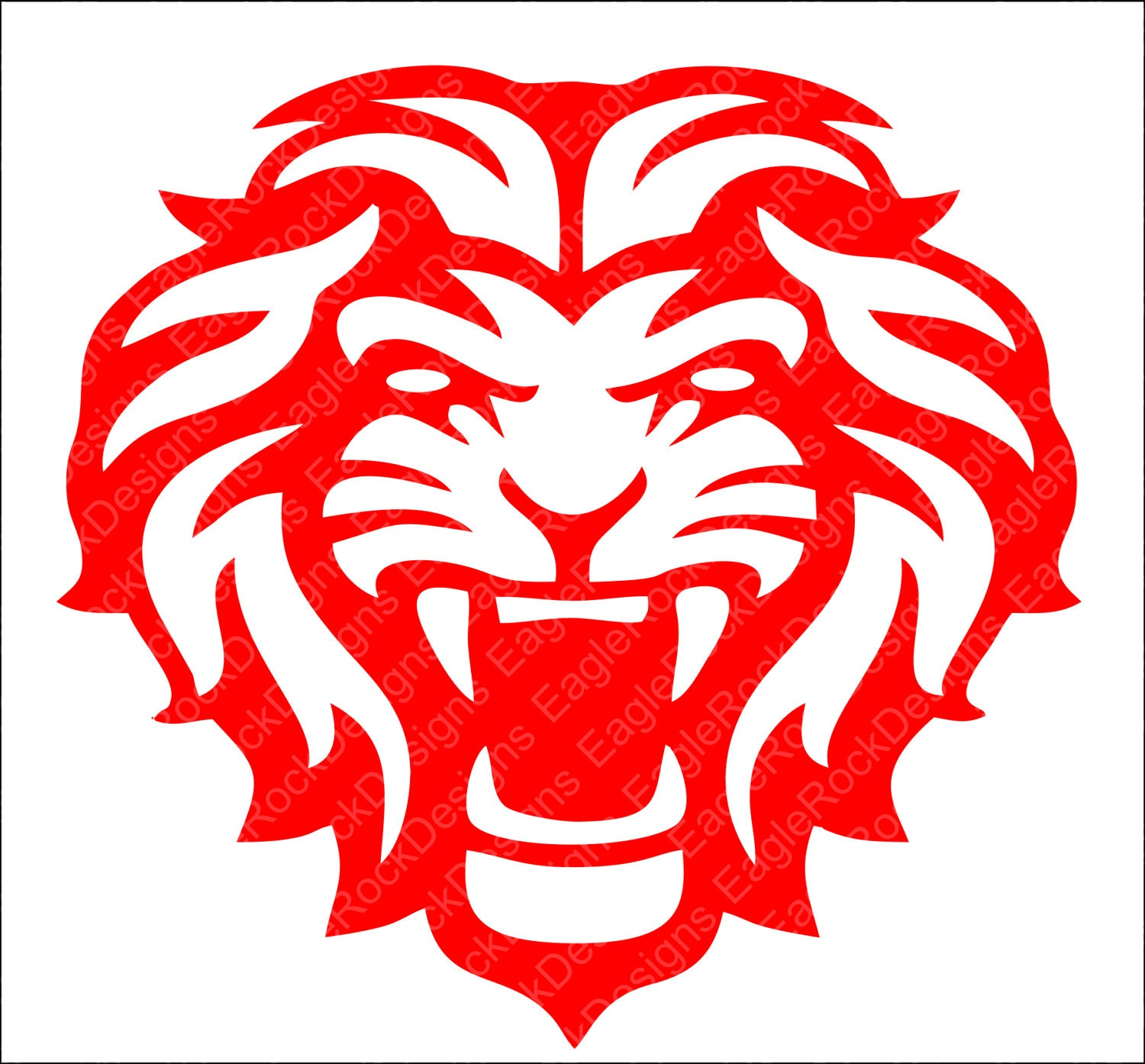 Download Lions| Lion Mascot| SVG| DXF| EPS| Png| Cut File| Football ...