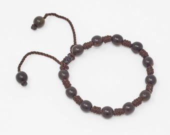 Sillp'a - Simple Seed Bracelet