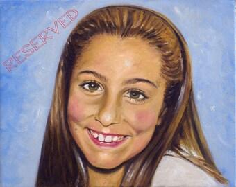 Custom Oil Portraits, custom it vanish, oil on canvas, portrait on commission, painting on canvas, painting