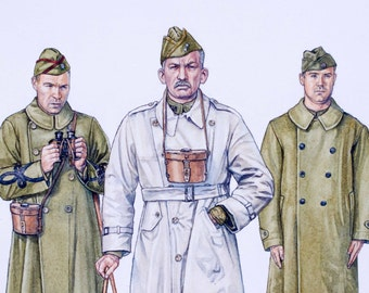 Military Art as published in the book The US Army of World War I - Osprey Military Publishing - Plate G