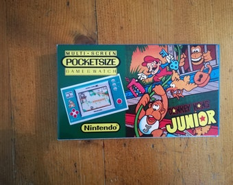 Box: Donkey Kong June - MULTISCREEN