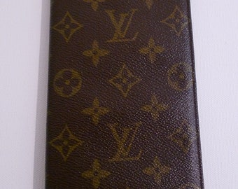 Vintage Louis Vuitton Monogram Long Wallet