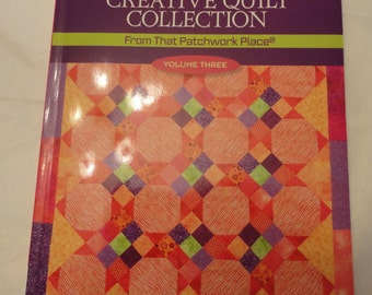 Creative Quilt Collection Vol. 3