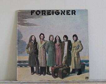 Foreigner - Foreigner Vinyl
