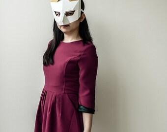 Half Deer Mask