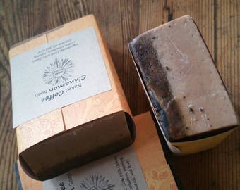 Naked Coffee Soap