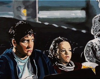 Donnie Darko 12x24 Print