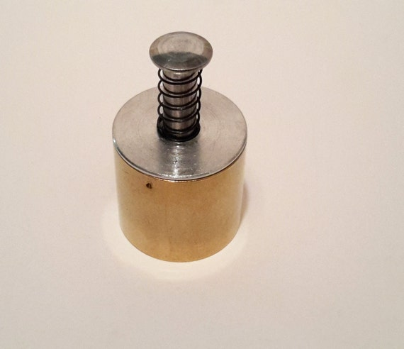 """1"""" Round / circle plunge cutter, by Kemper Klay Kutters"""