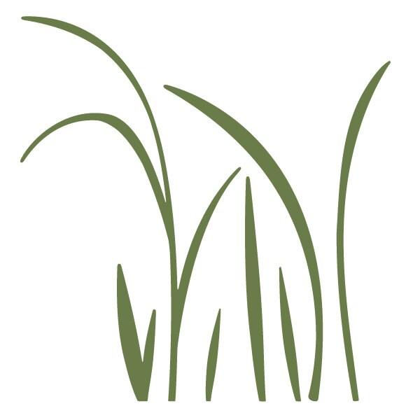 Pochoir mural herbe pour peinture pour enfant ou b b chambre - Pochoir mural chambre ...