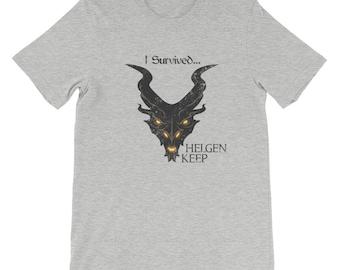 I Survived Helgen Keep T-shirt