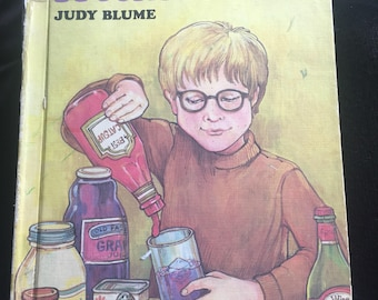 Freckled Juice by Judy Blume
