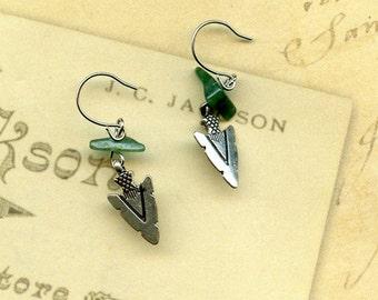 Arrowhead Earrings