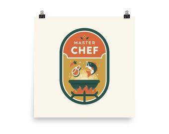 Master Chef Badge