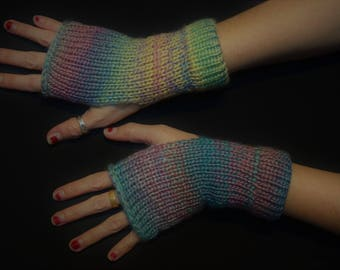 Unicorn Sprit Arm Shyne - Fingerless Arm Warmers - Fingerless Gloves