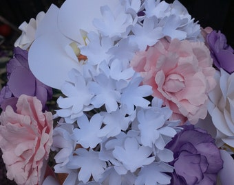 Paper Bouquet - Customize your Style and Colours - Made To Order
