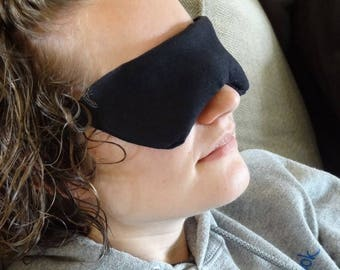 Best Ever Eye Mask with Flax Seed for Hot/Cold Therapy