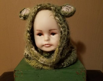 Froggie Hood, could also be dinosaur