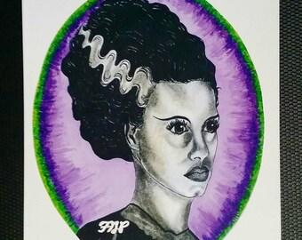 The Bride of Frankenstein *PRINT*