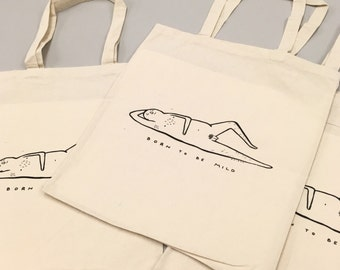 Mild Guy tote bag